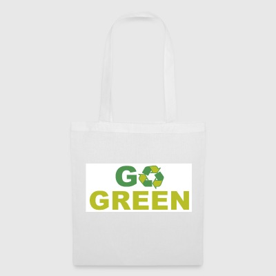 GO GREEN BAG - Tote Bag