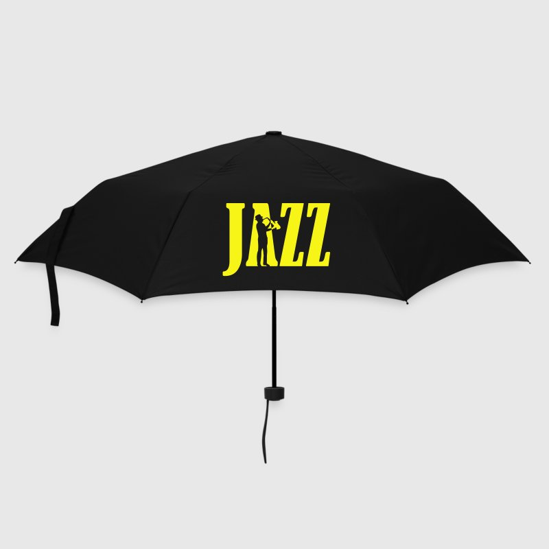 Royal blue jazz Umbrellas - Umbrella (small)