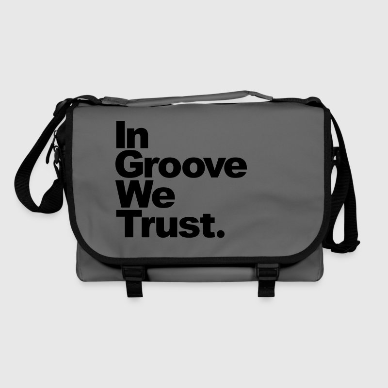 In Groove We Trust Bag - Sac à bandoulière