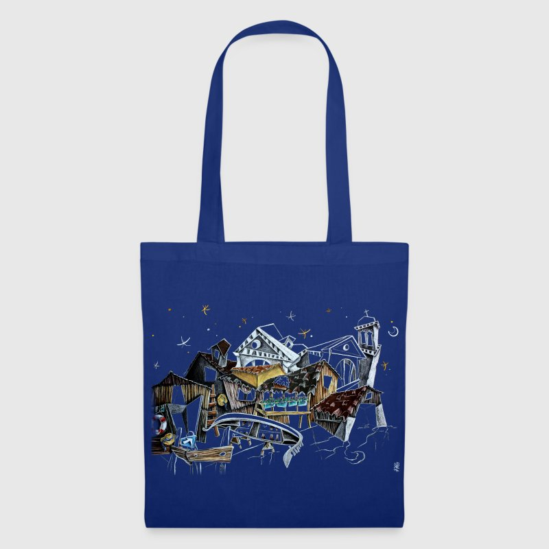 Venice Bag Gondola - Italian Design - Tote Bag