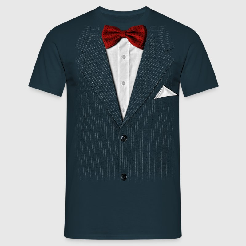 bow tie - T-shirt Homme