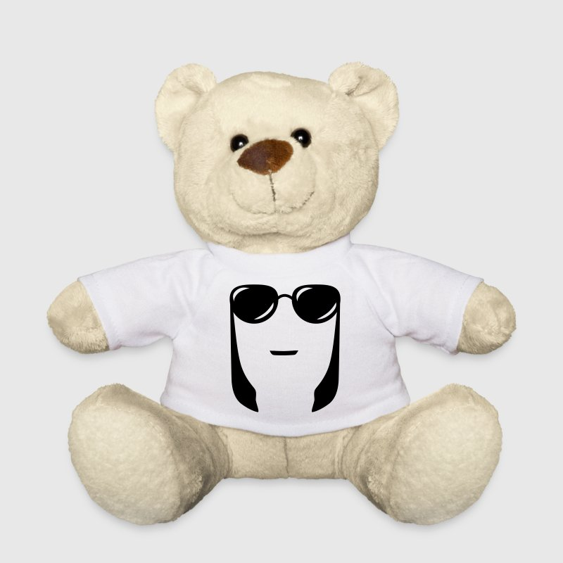 sunglasses mutton chops Bamse - Teddybjørn