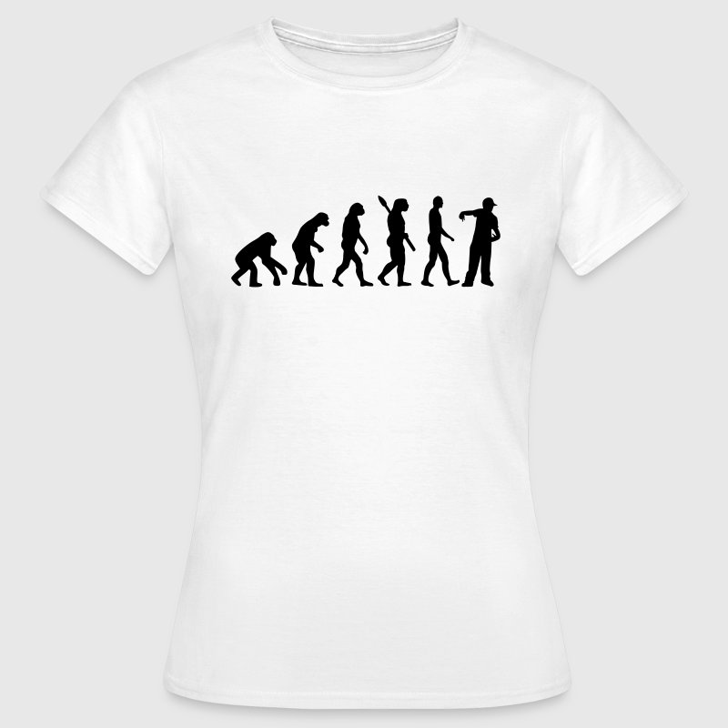 Evolution Rapper T-Shirts - Frauen T-Shirt