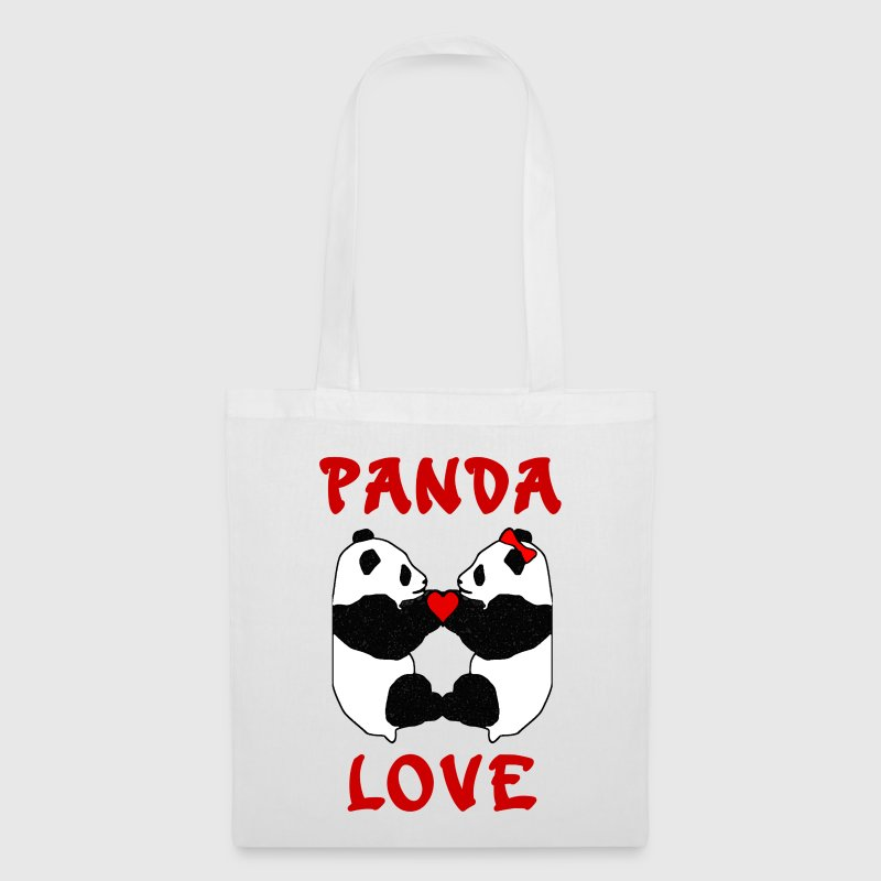 Panda Love Bags  - Tote Bag