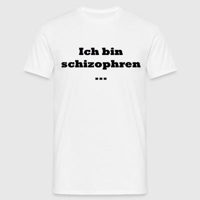 suchbegriff 39 schizophren 39 geschenke online bestellen spreadshirt. Black Bedroom Furniture Sets. Home Design Ideas