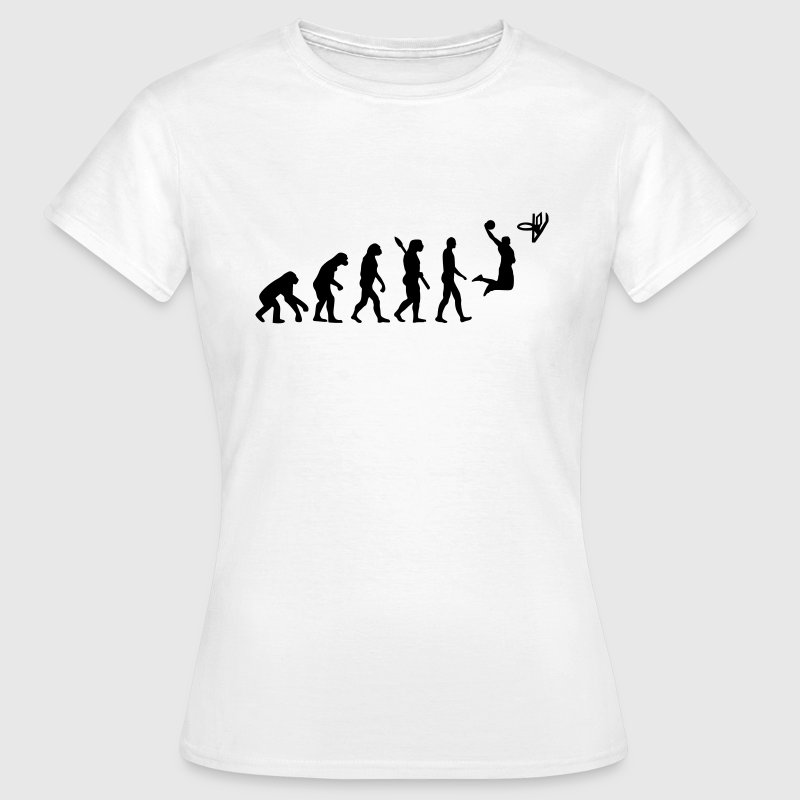 Evolution Basketball - Women's T-Shirt
