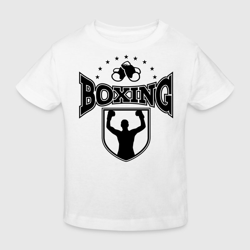 boxing T-shirts - Ekologisk T-shirt barn