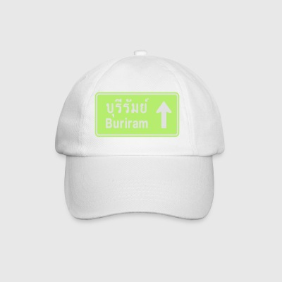 Buriram, Thailand / Highway Road Traffic Sign - Baseball Cap