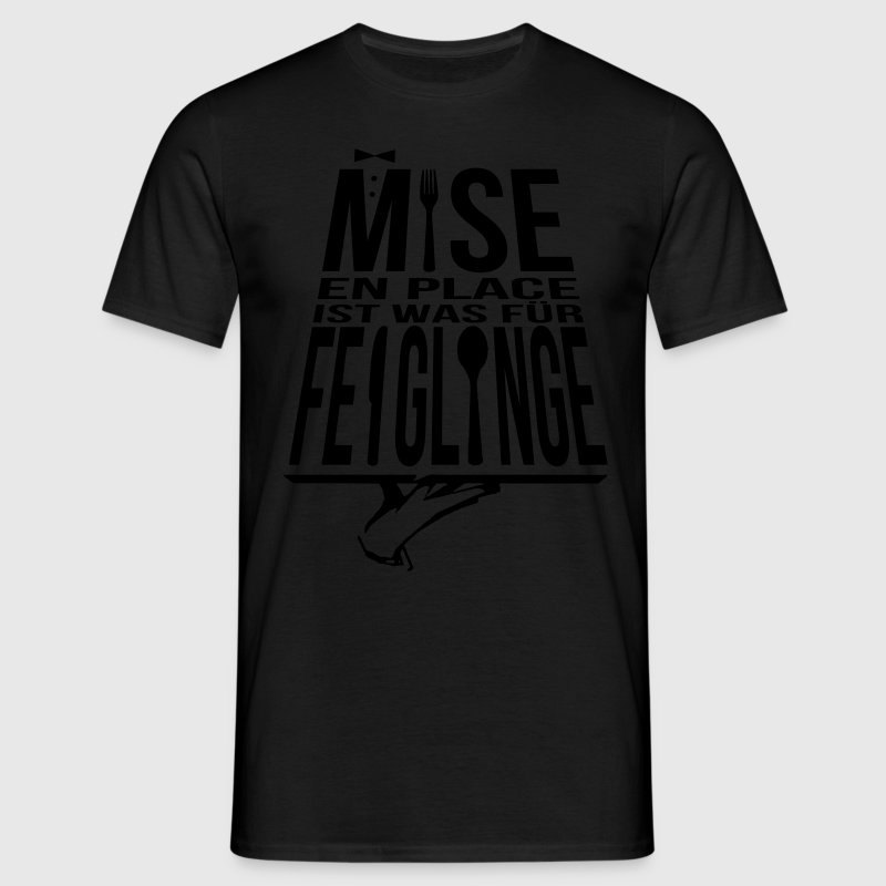 Mise en place - Men's T-Shirt