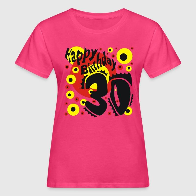 30 geburtstag jahre shirt t shirt spreadshirt. Black Bedroom Furniture Sets. Home Design Ideas