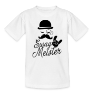 Lustige Swag Meister Sprüche Mit Modischen Schnurrbart Like A Coole Sir  Meme T Shirts Für