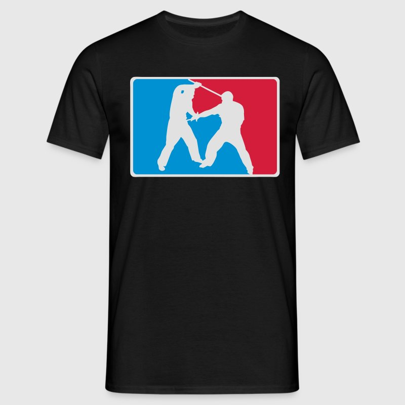 Arnis Logo Direct T-Shirts - Men's T-Shirt