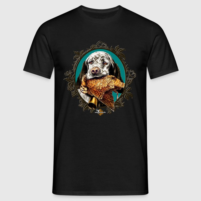 setter_and_woodcock Tee shirts - T-shirt Homme