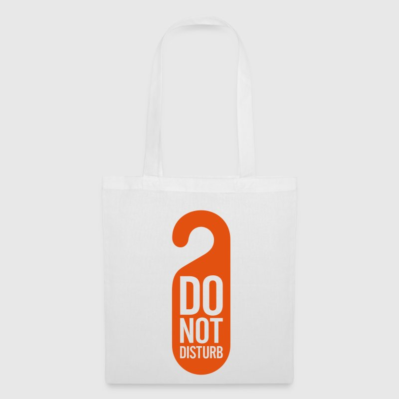 Do Not Disturb (1c)++ Borse - Borsa di stoffa