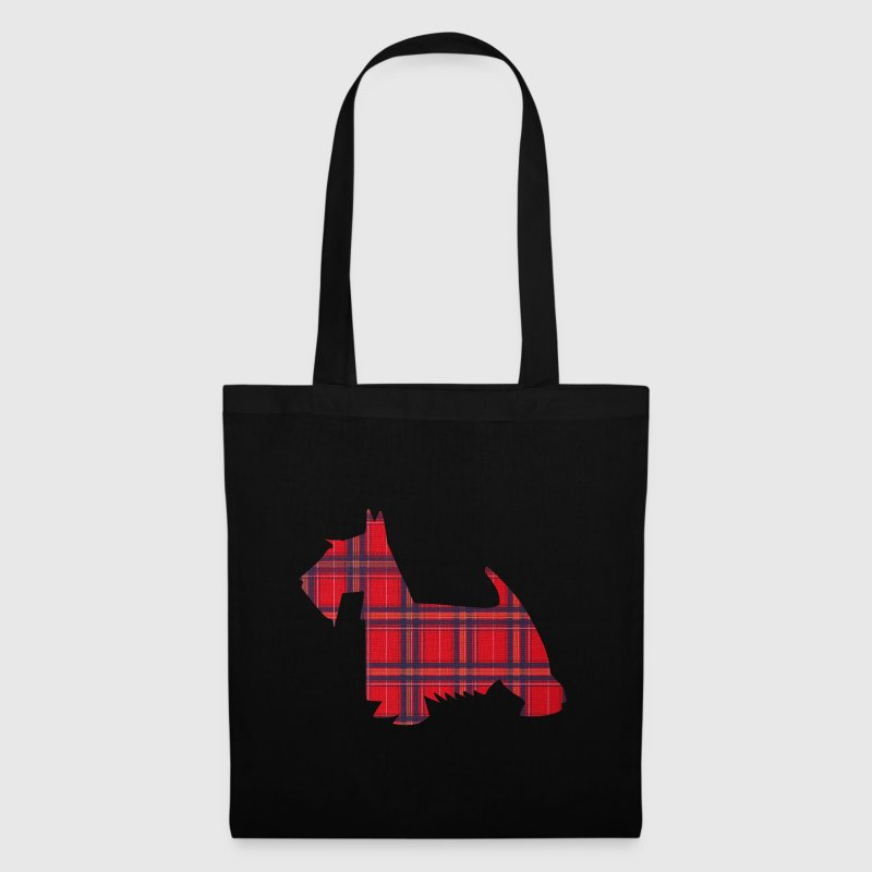 Scottish Terrier ShirtDesign Taschen - Stoffbeutel