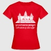 Angkor Wat / Khmer / Cambodian Flag with Motto T-Shirts - Women's T-Shirt