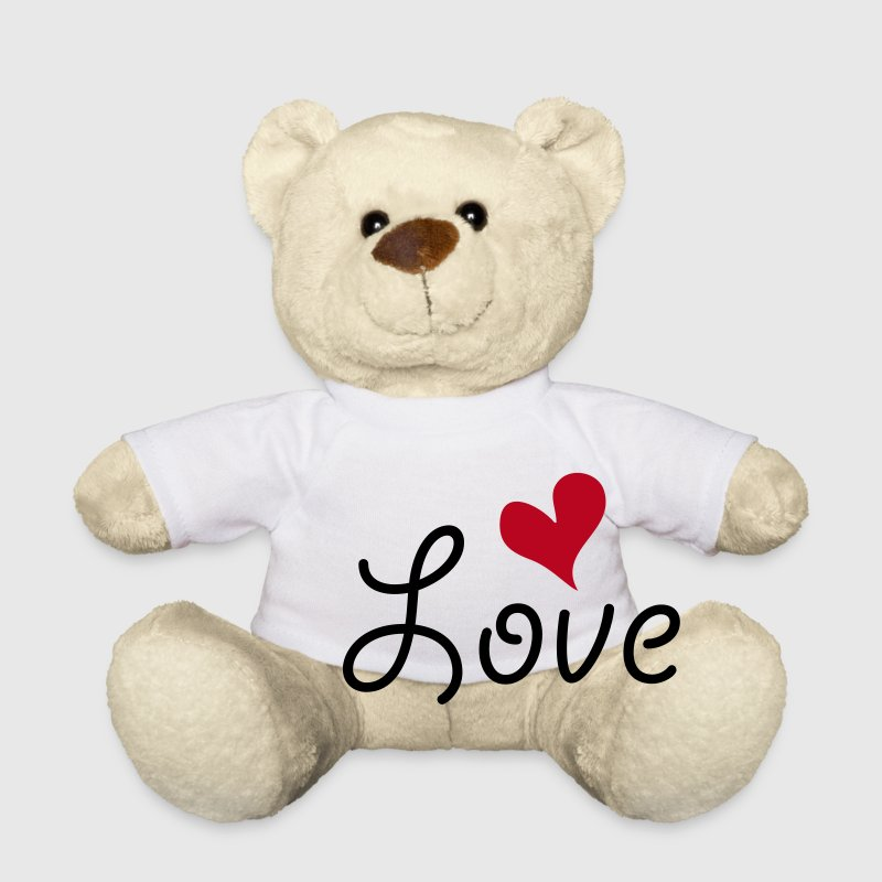 Love ♥ Teddybeer - Teddy