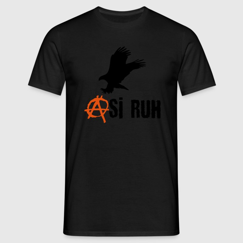 Asi Ruh Kartal - Men's T-Shirt