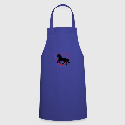 Fresian or Gypsy Cob horse bag - Cooking Apron