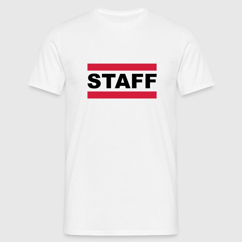 staff Tee shirts - T-shirt Homme