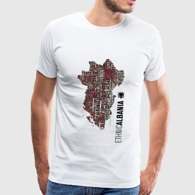 Ethnic ALBANIA - Men's Premium T-Shirt
