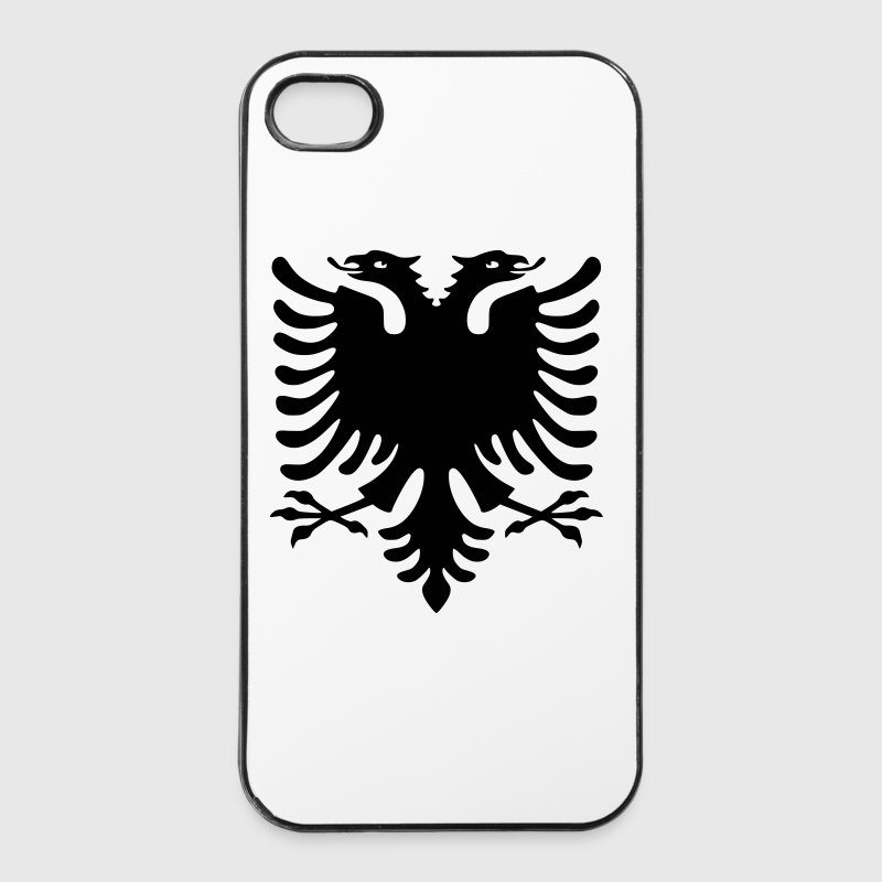 Shqiponja ORIGINAL - Custodia rigida per iPhone 4/4s