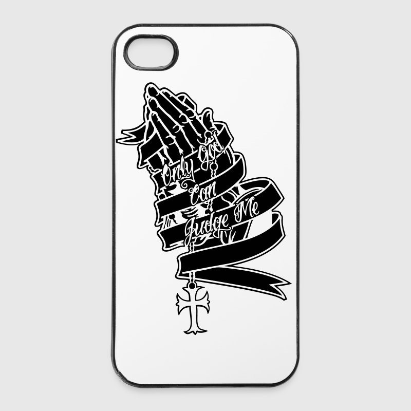 Only God Can Judge Me Other - iPhone 4/4s Hard Case