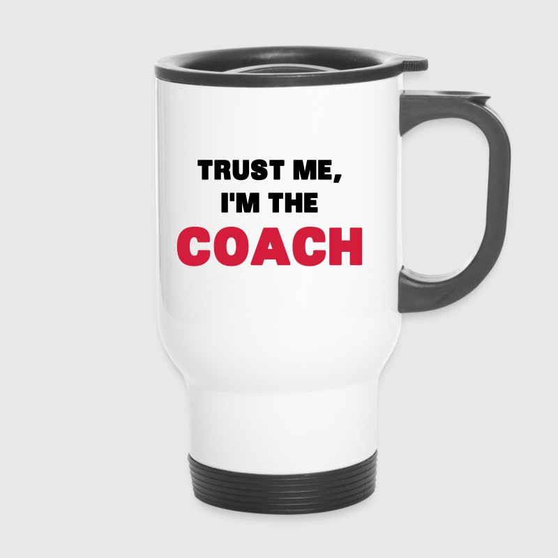 Trust Me, I'm the Coach Flaskor & muggar - Termosmugg