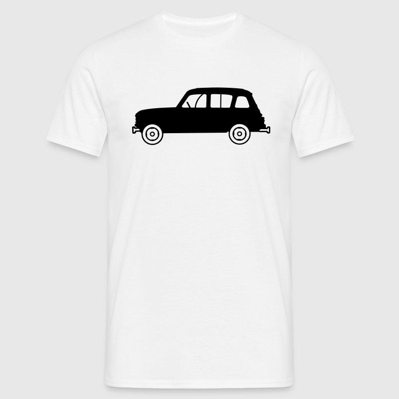 t shirt youngtimer 4l profil spreadshirt. Black Bedroom Furniture Sets. Home Design Ideas