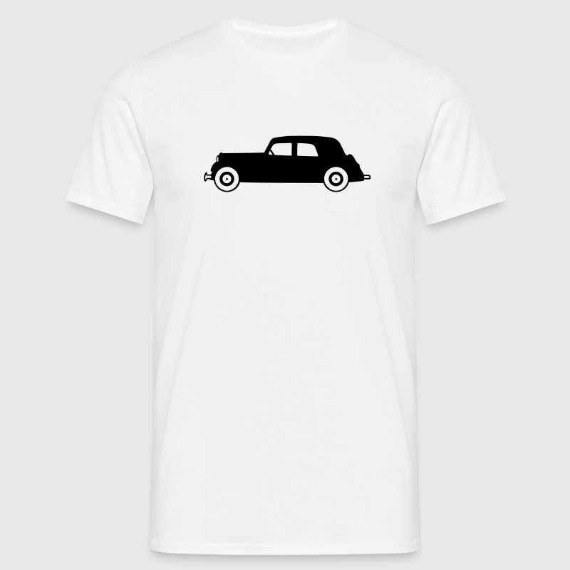 Traction Avant, profil Tee shirts - T-shirt Homme