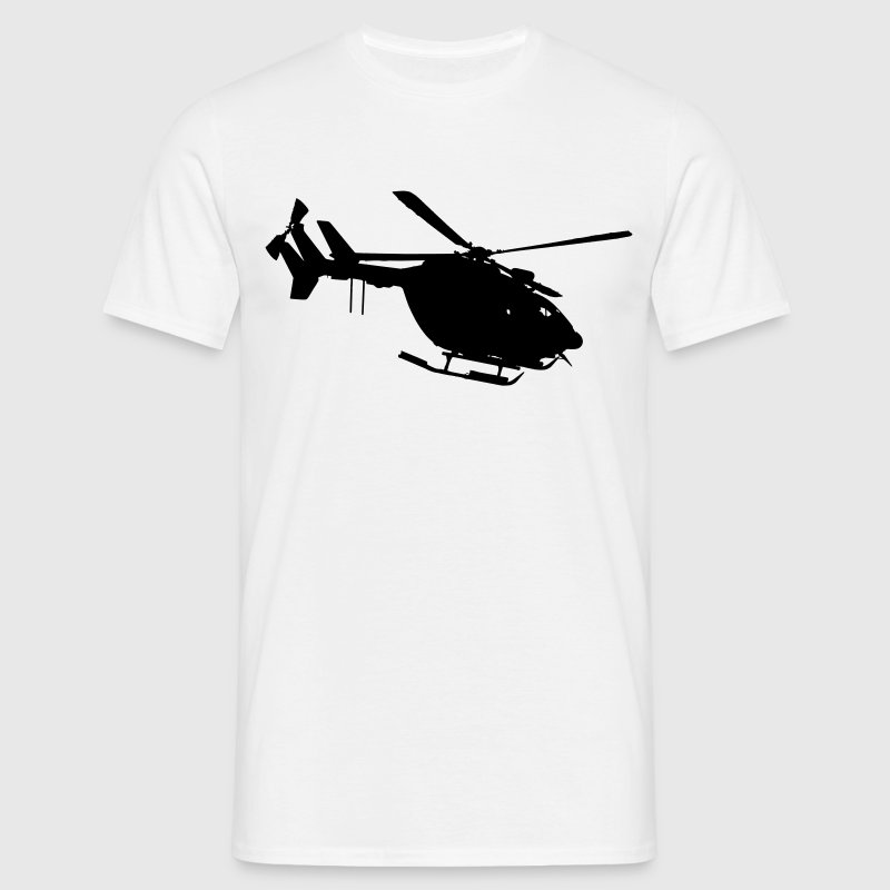 Helicoptere dragon - T-shirt Homme