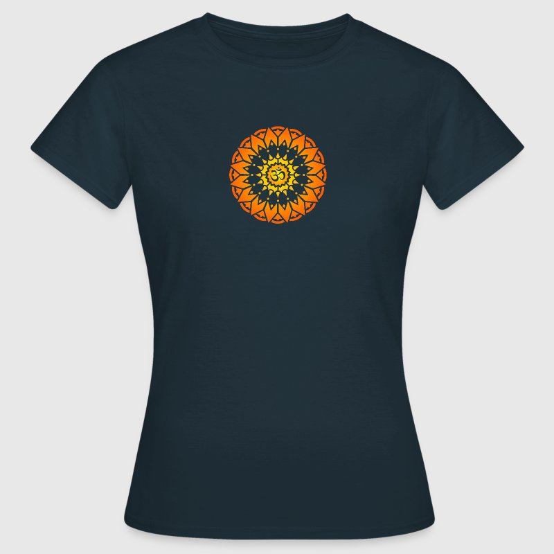 OM namah Shivaya sign T-Shirts - Women's T-Shirt