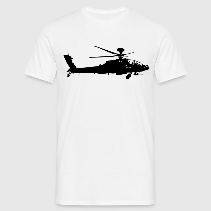 apache helicopter T-Shirts - Men's T-Shirt