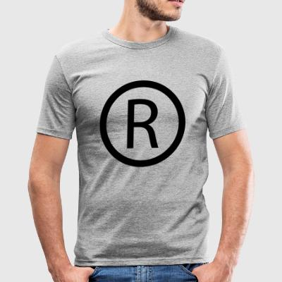 Registered Trademark Symbol Sweat-shirts - Tee shirt près du corps Homme