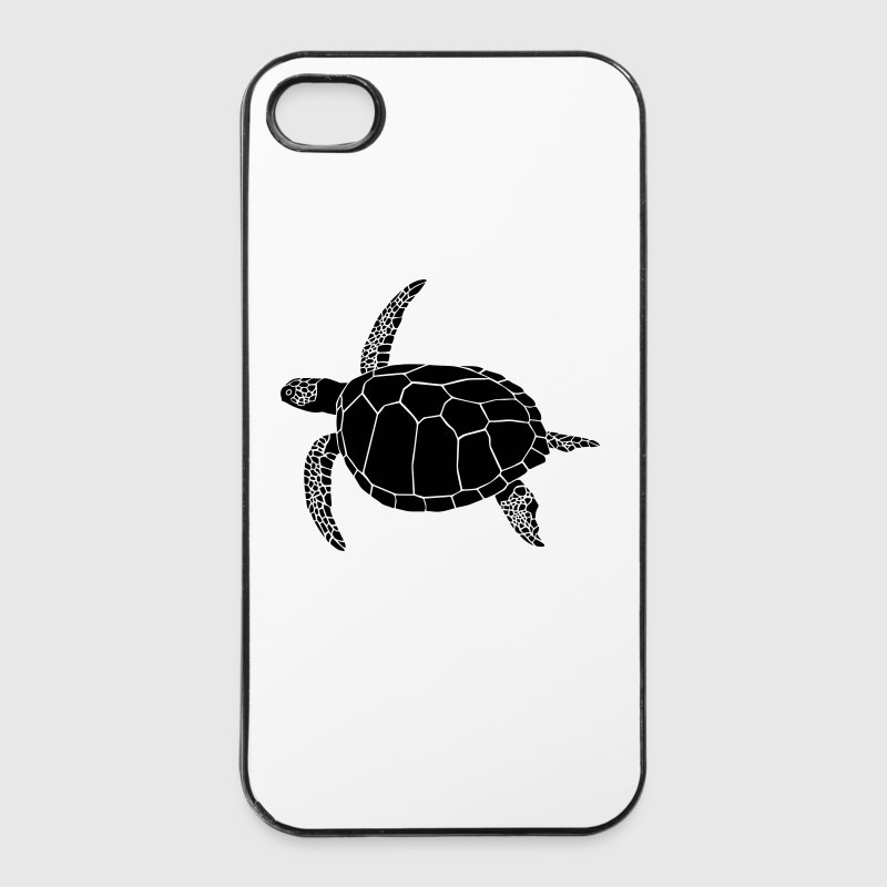 sea turtle ocean endangered species scuba diving Other - iPhone 4/4s Hard Case