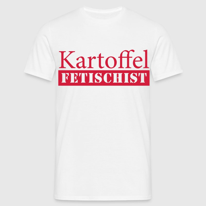 Potato Fetishes - Men's T-Shirt