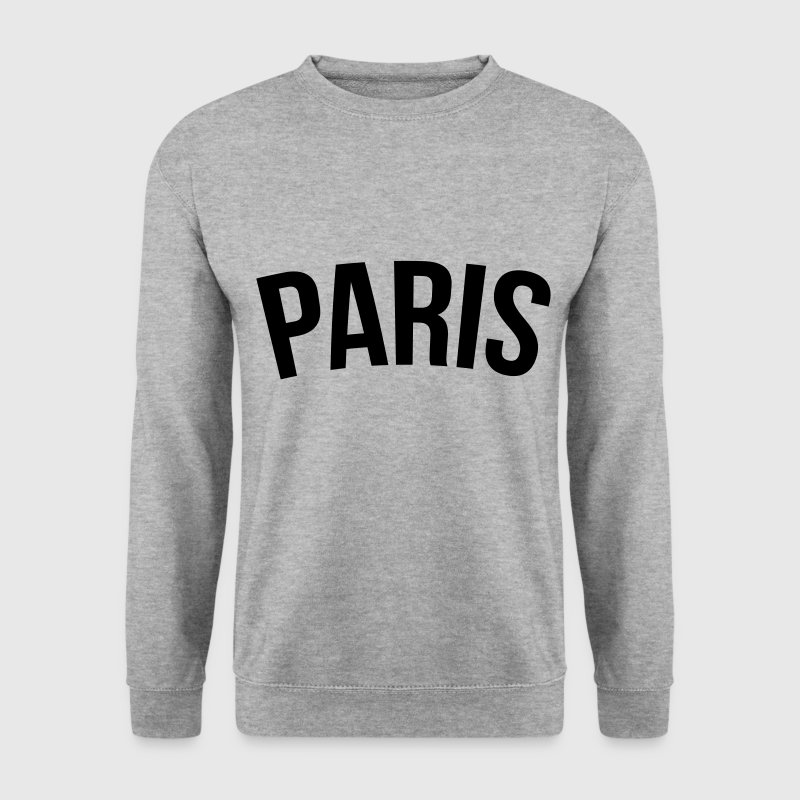 paris vintage Sweat-shirts - Sweat-shirt Homme