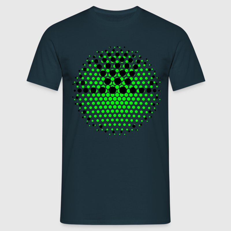 DISCO INFERNO SMILEY III T-Shirts - Männer T-Shirt
