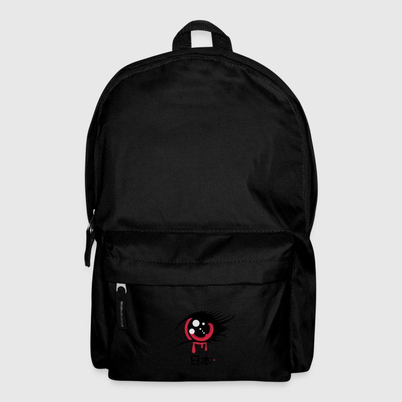 A Japanese anime eye Bags  - Backpack