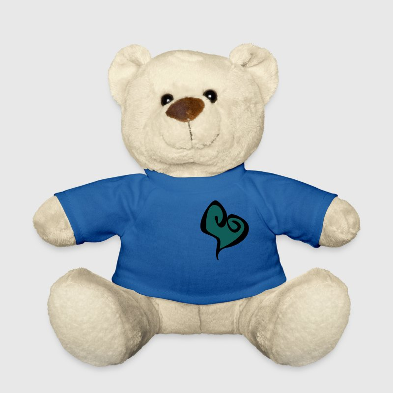 Teddy Heart T-shirt - Happy Birthday  - Teddy Bear