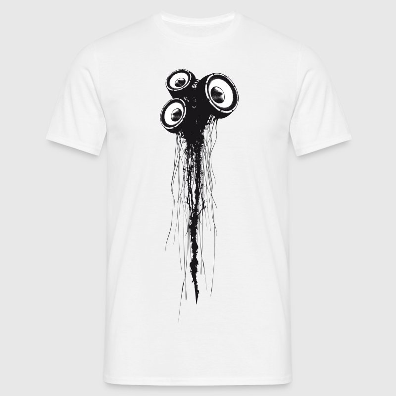 BASS T-shirts - Mannen T-shirt