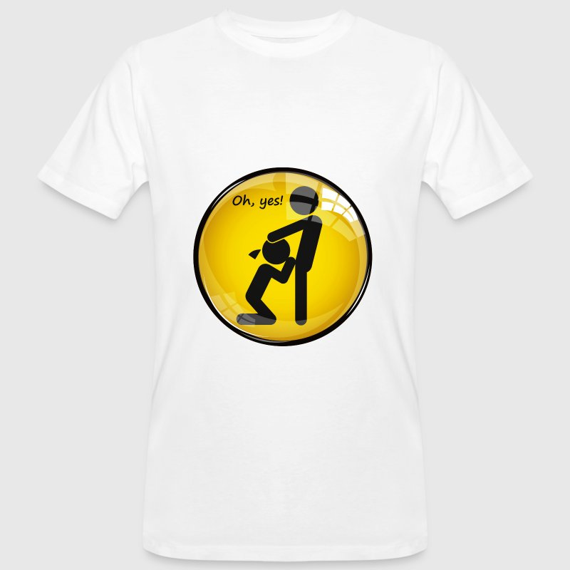 Couple Blowjob (dd)++2012 T-Shirts - Men's Organic T-shirt