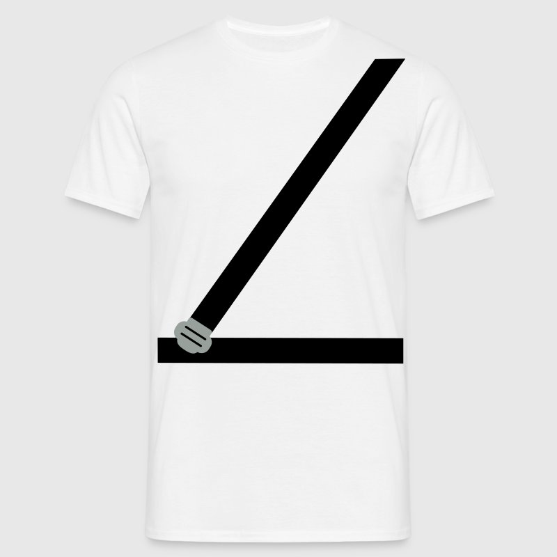 Seat belt - Men's T-Shirt