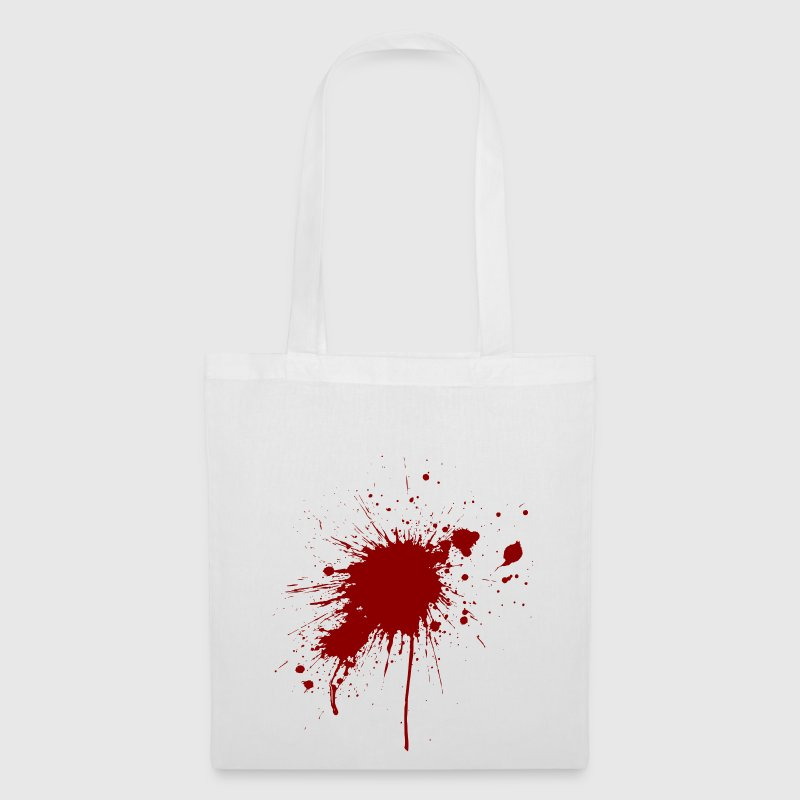 Blood Spatter 1 (dd)++2012 Bags  - Tote Bag