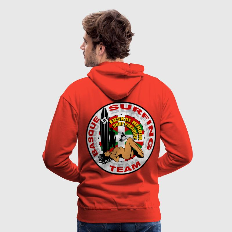 Basque Surfing Team Pullover & Hoodies - Männer Premium Hoodie
