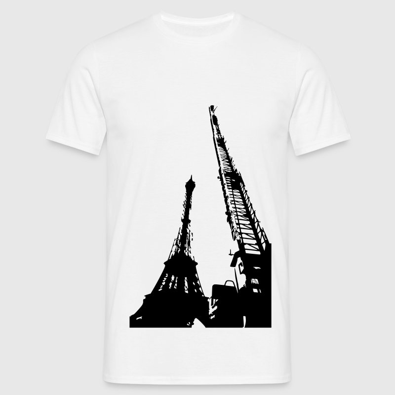 Firefighter paris T-Shirts - Men's T-Shirt