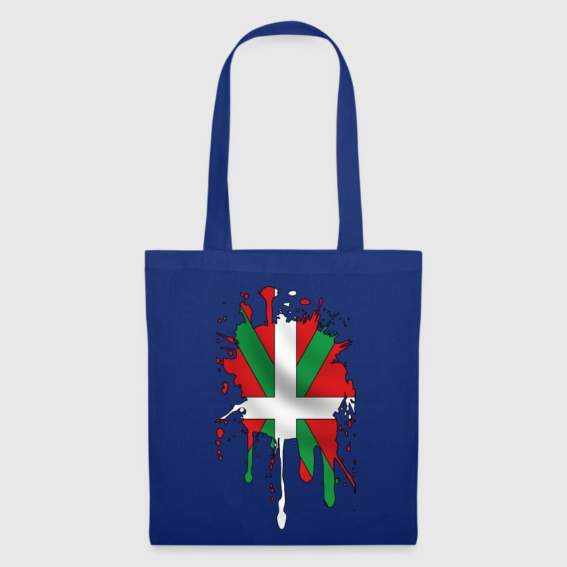 ikurrina splash Bags  - Tote Bag