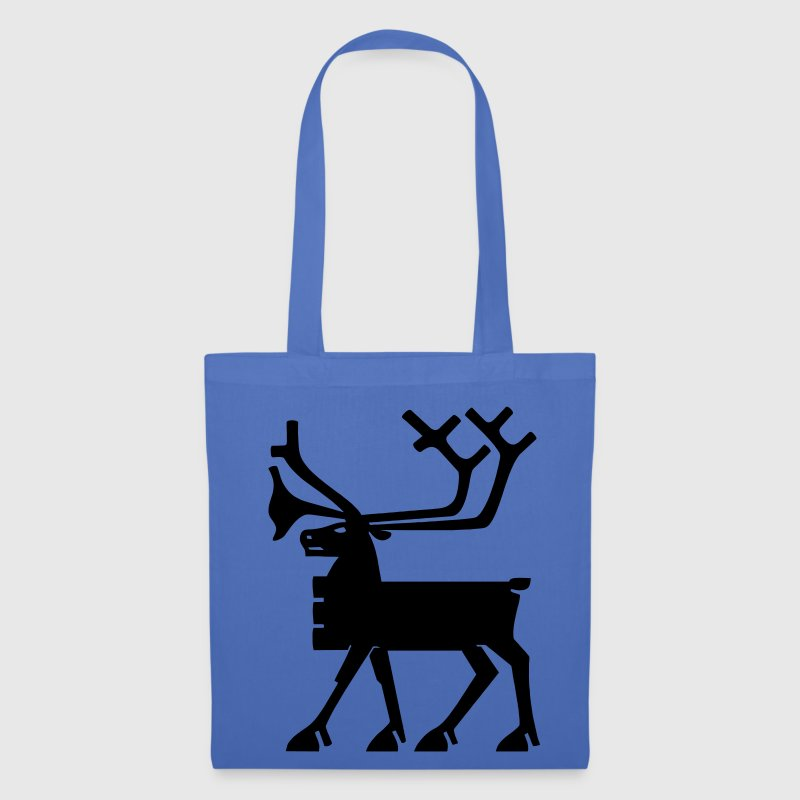 Moose Norway Scandinavia Elk T-shirt Bags & backpacks - Tote Bag
