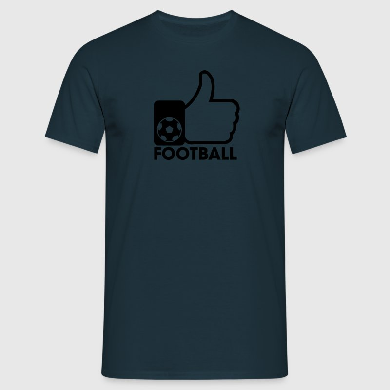 I Like Football - T-shirt Homme