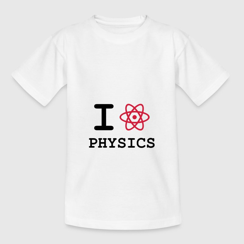 I Love Physics ! Shirts - Kids' T-Shirt